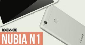 [Video Hi-Tech] Nubia N1: prestazioni, convenienza ed ottima autonomia | Recensione