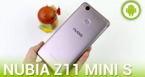 [Video Hi-Tech] Nubia Z11 Mini S, recensione in italiano
