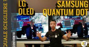 [Video Hi-Tech] OLED contro QUANTUM DOT. Quale scegliere?