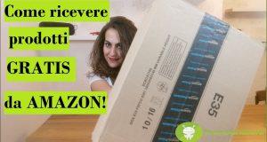 [Video Hi-Tech] Prodotti GRATIS da AMAZON: ecco come fare per riceverli!