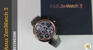 [Video Hi-Tech] RECENSIONE Asus Zenwatch 3