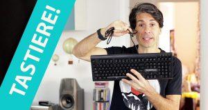 [Video Hi-Tech] Tastiere illuminate! Xiaomi MK01, G.Skill KM570 e Logitech G213