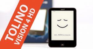 [Video Hi-Tech] Tolino Vision 4 HD è il futuro degli ebook reader | Recensione
