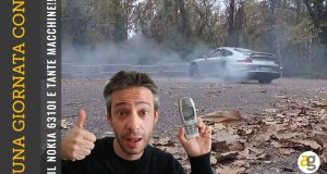 [Video Hi-Tech] Una giornata OFFLINE con Nokia 6310i, Porsche TURBO S e non solo….RETROPROVE