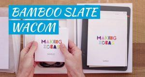[Video Hi-Tech] Wacom Bamboo Slate: scrivi su carta, archivia in digitale | #RECENSIONE ITA