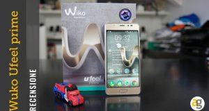 [Video Hi-Tech] Wiko Ufeel Prime Recensione