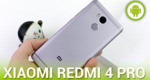 [Video Hi-Tech] Xiaomi Redmi 4 Pro, recensione in italiano
