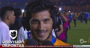 [Video Sport] Damián Álvarez: ¨Con el gol de Dueñas sabíamos que nadie nos iba a quitar el título¨