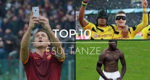 [Video Sport] TOP 10 ESULTANZE DELLA STORIA DEL CALCIO