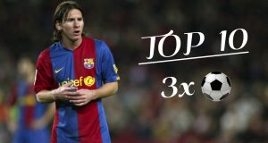 [Video Sport] TOP 10 ● Triplette nel Calcio! (2000-2016)
