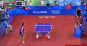 [Video Sport] You Think Table Tennis is not a Sport Then Watch This