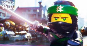 Lego Ninjago: Trailer Italiano