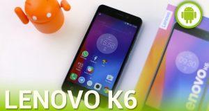 Lenovo K6, recensione in italiano [Tecnologia]