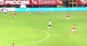 PERUGIA-CESENA 2-3  *23-10-2017* GOL DI COCCO [Sport]