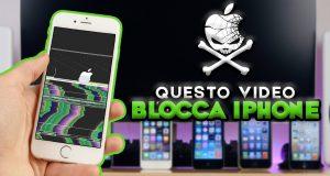 Questo video BLOCCA TUTTI gli iPhone! [Tecnologia]