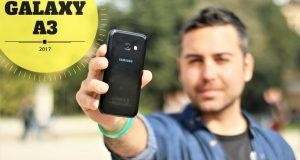 RECENSIONE Samsung Galaxy A3 2017: compatto, elegante e resistente all'acqua | ITA [Tecnologia]