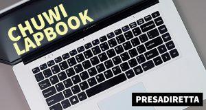 [Video Hi-Tech] Chuwi LapBook 15 // Presa Diretta EP5 S2