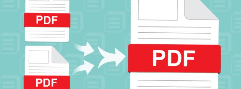 Come unire 2 file PDF online con Merge PDF