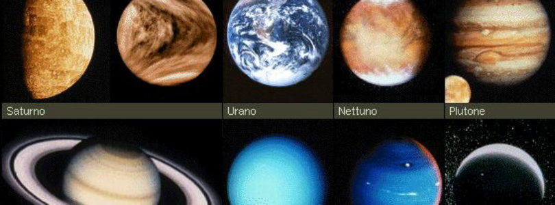 La tua età e il tuo peso negli altri pianeti del sistema solare