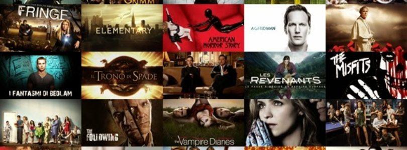I Nuovi Siti Streaming per Serie Tv e Telefilm in Italiano