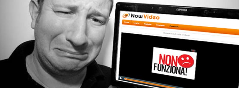 Non funziona NowVideo? ecco come risolvere