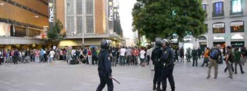 Rivolta in Spagna