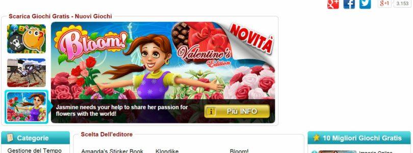 Tanti mini Giochi per PC gratis da scaricare o giocare online