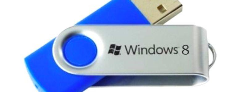 Come installare Windows 8/8.1 su USB senza WindowsToGo!