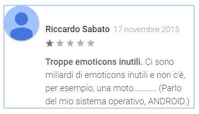 I Migliori Peggiori commenti del Google Play Store 21