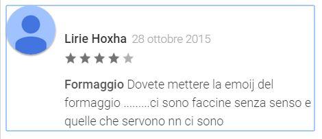 I Migliori Peggiori commenti del Google Play Store 25