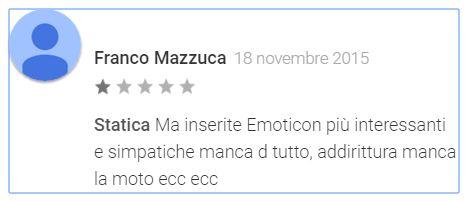 I Migliori Peggiori commenti del Google Play Store 28