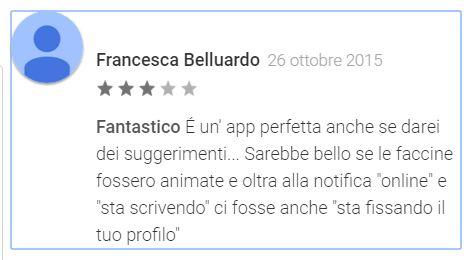 I Migliori Peggiori commenti del Google Play Store 29