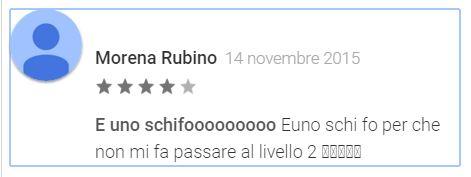 I Migliori Peggiori commenti del Google Play Store 3