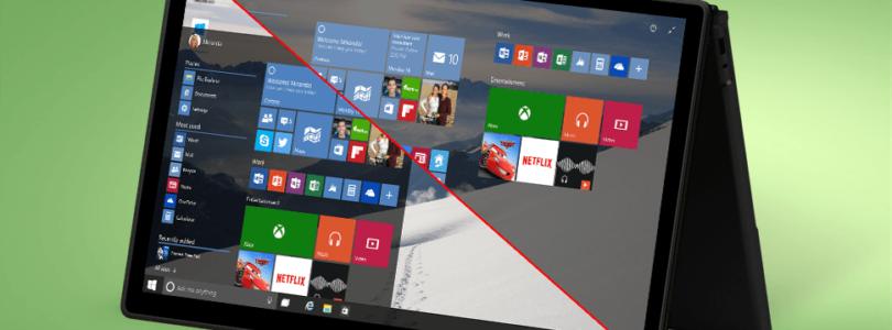 Windows 10: Come attivare la modalità Tablet Touchscreen