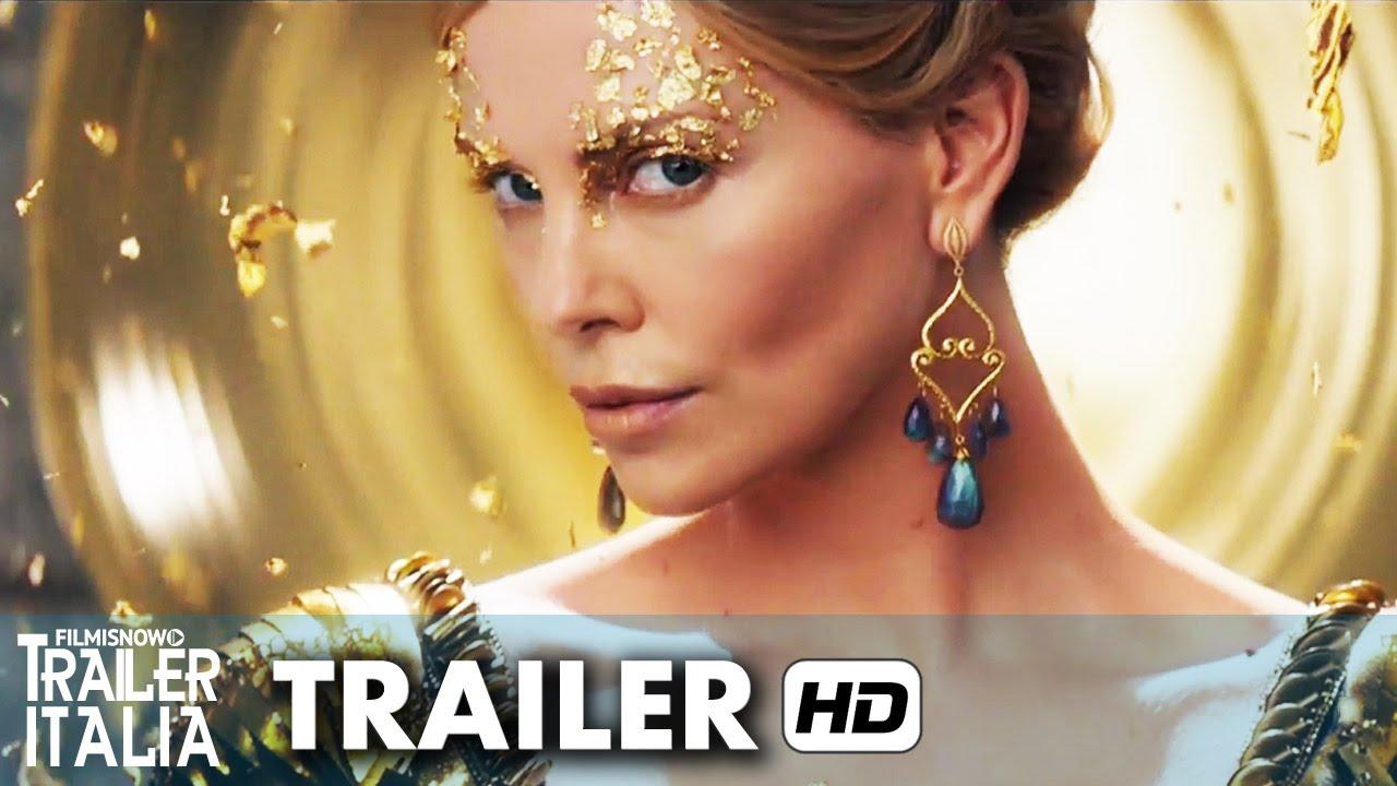 Il cacciatore e la regina di ghiaccio trailer italiano hd - Film lo specchio della vita italiano ...
