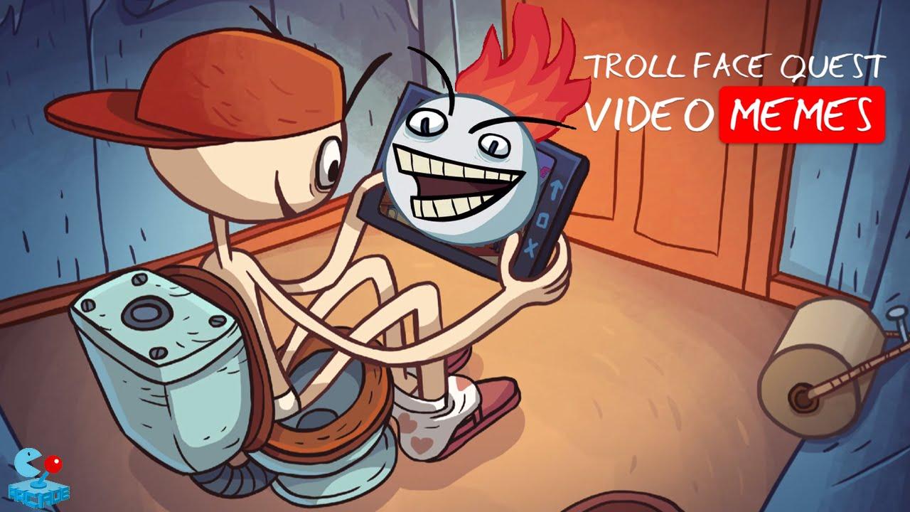 Soluzione Troll Face Quest Video Memes: Dal Livello 1 al 48