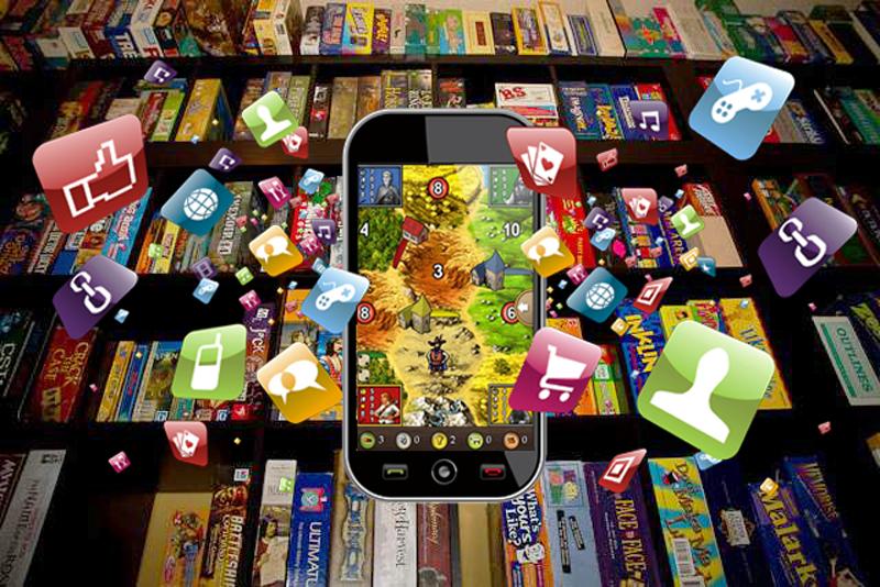 App Giochi da Tavolo per Android e iOS