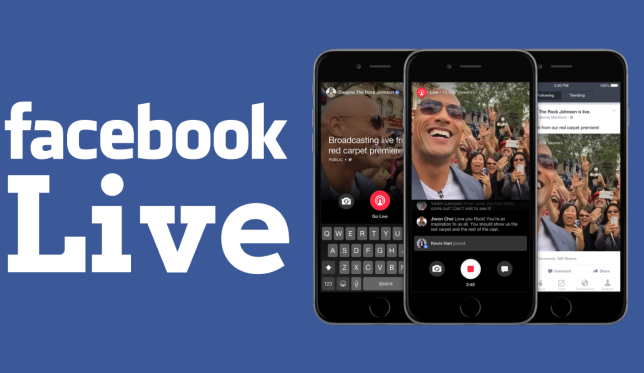 Facebook arrivano le dirette video