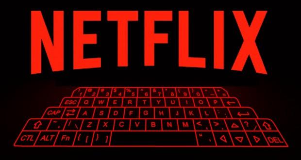 Netflix Le Scorciatoie per la Tastiera