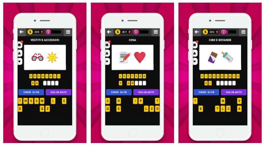 Soluzione Indovina l'Emoji: Dal Livello 1 al 60