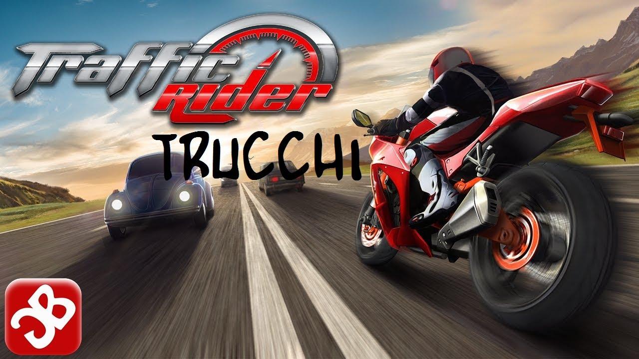 Trucchi Traffic Rider Android Soldi infiniti e Oggetti sbloccati