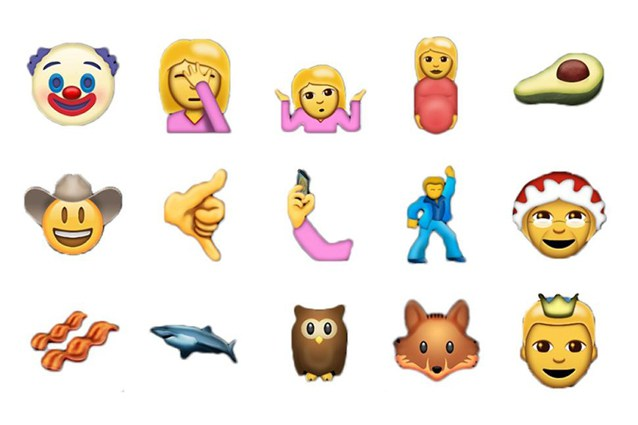 Whatsapp emoji: 74 nuove emoticons e faccine nel 2016
