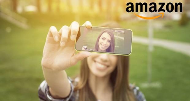 Amazon: in futuro si pagherà con i Selfie