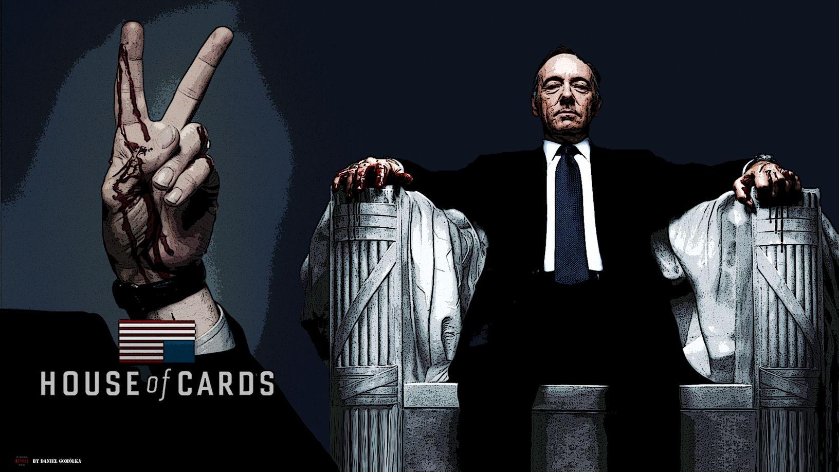 House of Cards Streaming Netflix o Sky