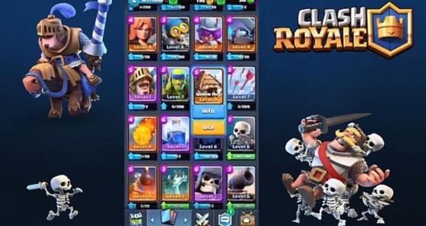 Mazzi Clash Royale: i Migliori Deck per vincere le Arene