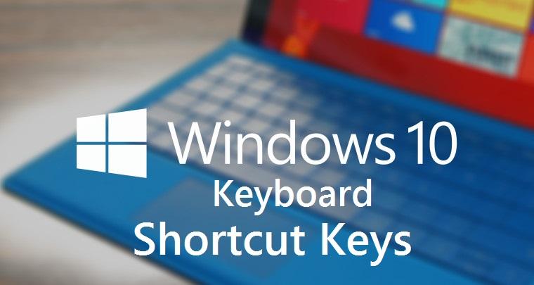 Scorciatoie Windows 10 Tutte le combinazioni di tasti