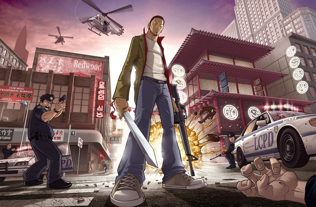 GTA Chinatown Wars 1.00 Android Apk Data 2014 ...