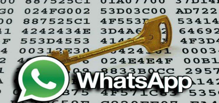 Crittografia Whatsapp End To End: che cos'è e cosa significa?