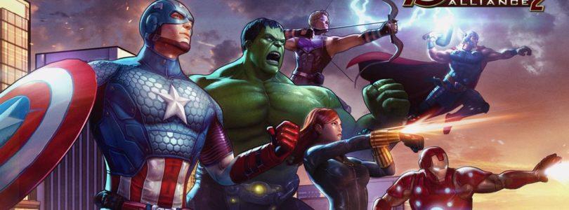 Trucchi Marvel Avengers Alliance 2 Android Danni al massimo