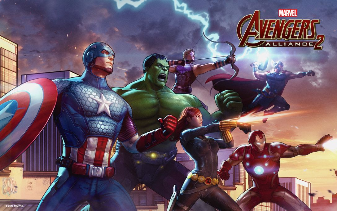 trucchi marvel avengers alliance 2 android danni al massimo. Black Bedroom Furniture Sets. Home Design Ideas